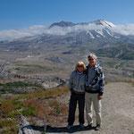 Grüße vom Mt. Helen an die Familie und Freunde!!!