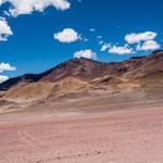 ...dies hier ist eine der trockensten Gebiete der Welt...