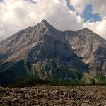 ....und gewaltige Höhen der Rockies - bis 3.000 m