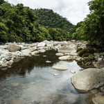 ....der Rio Macho mit seinem tollen Flussbett....