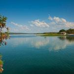 Der Lago Peten Itza ist wunderschön.....
