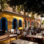 Viele Restaurants am Placuela Machado