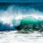 ...nur Könner wagen sich hier auf die Wellen...