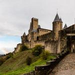 Die Altstadt von Carcassonne ist einmalig und muss man gesehen haben...