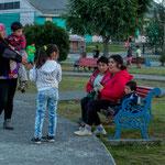 ...hier leben viele Mapuche...