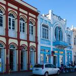 ...und einige der ehemals kolonialen Gebäude sind noch erhalten...
