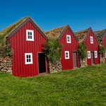 Wie überall im Norden - wunderschöne Farben...