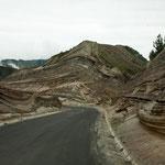 ....Erosion verursacht solche skurrilen Landschaften....