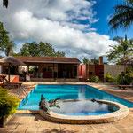 ...und hebt sich in Paraguay sicherlich von den anderen Hotels sehr positiv ab...