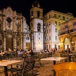 """Der """"plaza vieja"""" ist wunderschön restauriert...."""