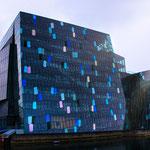 ...Harpa - Konzerthalle Reykjaviks...