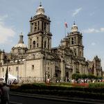 die Kathedrale von aussen