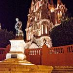 Die Kathedrale mit normaler Beleuchtung