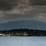 """....die Landschaft um den Lago de Izabal"""" ist wunderschön...."""