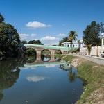 Eine römische Brücke in Sancti Spiritus