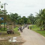 ....die Schule im Dorf ist aus.....