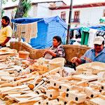 Die Region ist berühmt für indianisches Kunsthandwerk