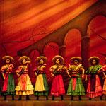 In der mexikanischen Revolution waren auch die Frauen sehr aktiv