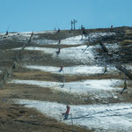 ...ein Skilift in Portugal - hätten wir nicht erwartet...