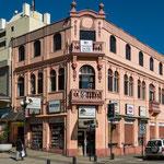 ...Valdivia hat noch viel alte Bausubstanz aus der Gründerzeit...