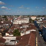 Blick über die Stadt Sancti Spiritus
