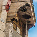 ...so wurden früher die Moscheen dekoriert...