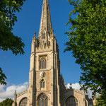 Ein Kirche aus der Normannenzeit...