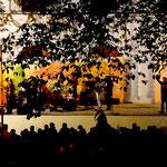 Jeden Abend Live Musik während der Semana Santa