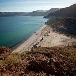 ....die Playa Escondida - ein tolles Fleckchen Erde .....