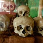 .....diese Totenköpfe wurden in der Anlage gefunden.....