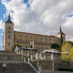 ...der Alcazar - heute ein Militärmuseum...