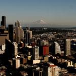"""Seattle offeriert eine tolle Kulisse - von der """"Space Needle"""""""