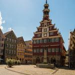 ....das alte Rathaus.....