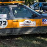 ...sogar eine eine Rallye Deutschland - Mauretanien hat hier Halt gemacht...