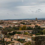 ...der Blick von oben auf die Stadt und die Umgebung ist wunderschön.