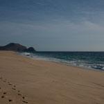 ein langer und toller Strand