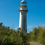 ...dieser Leuchtturm (heute noch in Funktion) wurde in Schottland gebaut...