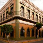 Edificio del Collegio de Guadalajara