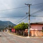....uns viel bisher besonders die Sauberkeit El Salvadors auf.