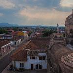 Blick über die Dächer Granadas....