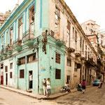 Über 90% von Havanna ist noch nicht renoviert....