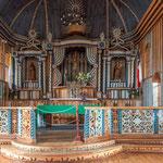 ...hier die Kirche von Achao...