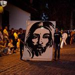 ...Che Guevara  oder Jesus???....