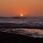 Sonnenuntergänge wie aus dem Bilderbuch......