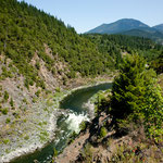 "Der ""Klamath National Forest"" hat wunderschöne Flüsse"