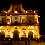 Die Kathedrale bei Nacht ....