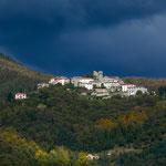 ...die Lichtspiele der Toskana sind immer wieder faszinierend...