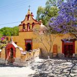 Eine Kirche aus dem 16.ten Jahrhundert