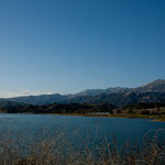 """Lake Casitas"" im ""Ojai Valley"""