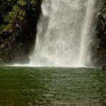 .....sogar in der Trockenzeit viel Wasser......